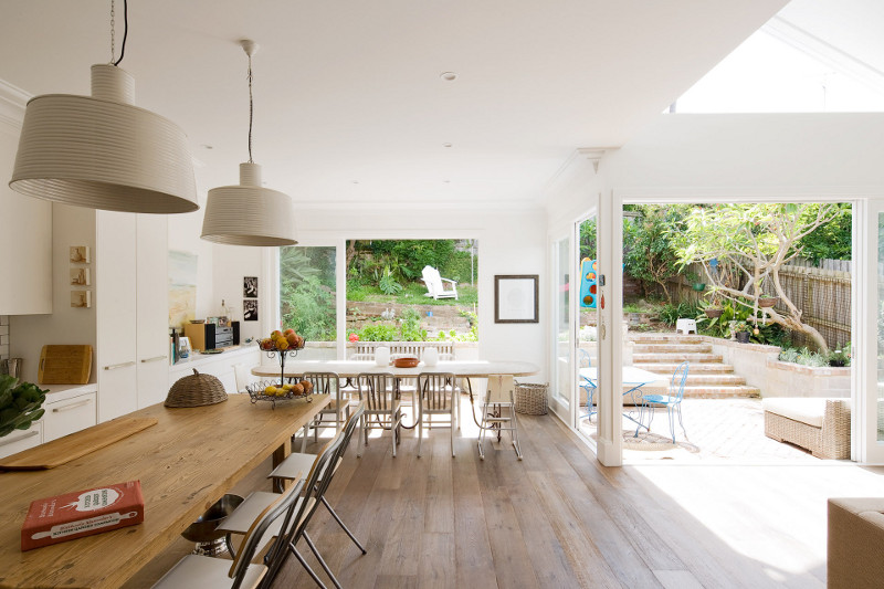 Design interior pentru casa luminoasa