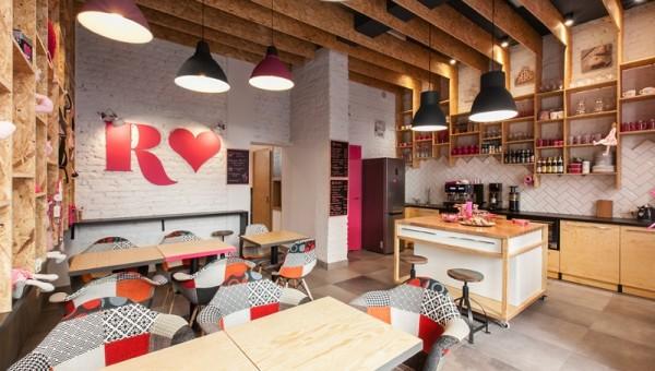 design interior cafenea magazin