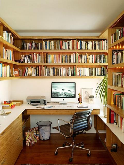 design interior spatiu de lucru