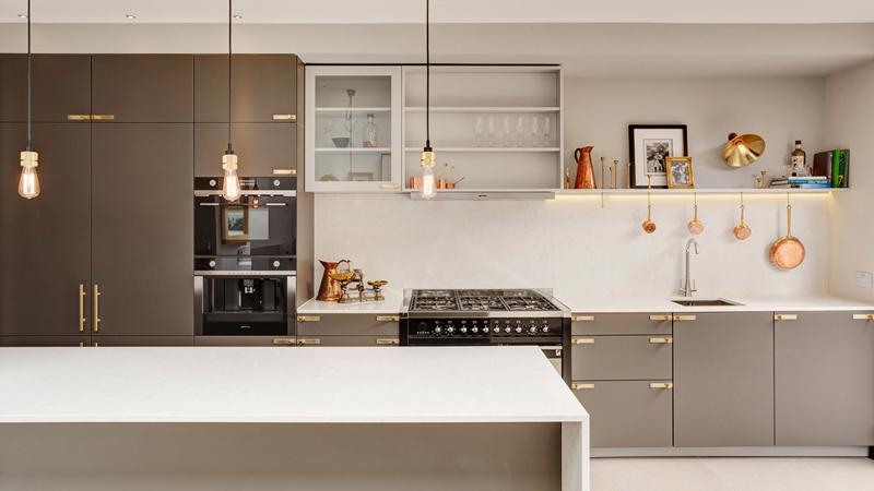inspiratie design interior bucatarie