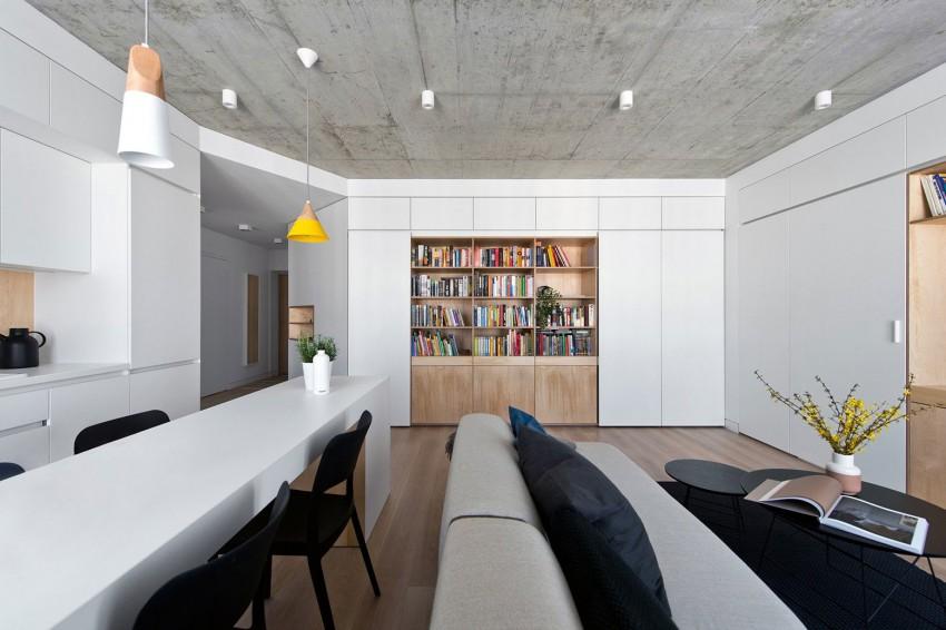 Inspiratie design interior pentru living