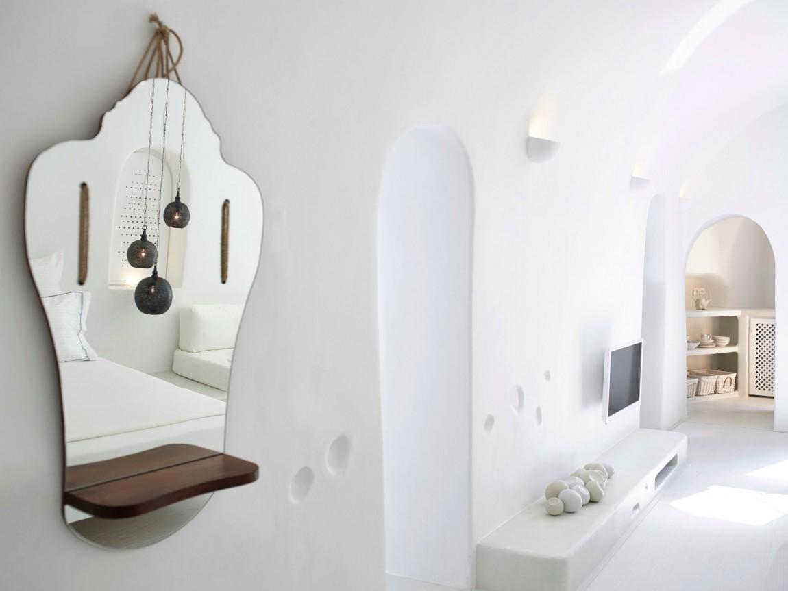 Design interior pentru un hotel in Grecia