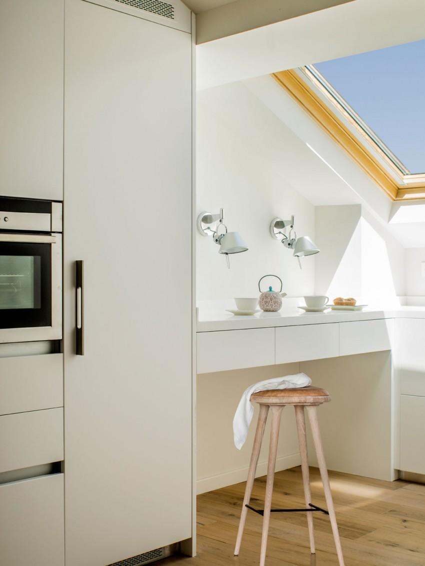 Un exemplu de design interior pentru casa de vacanta