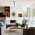 Design interior contemporan plus mid century egal…
