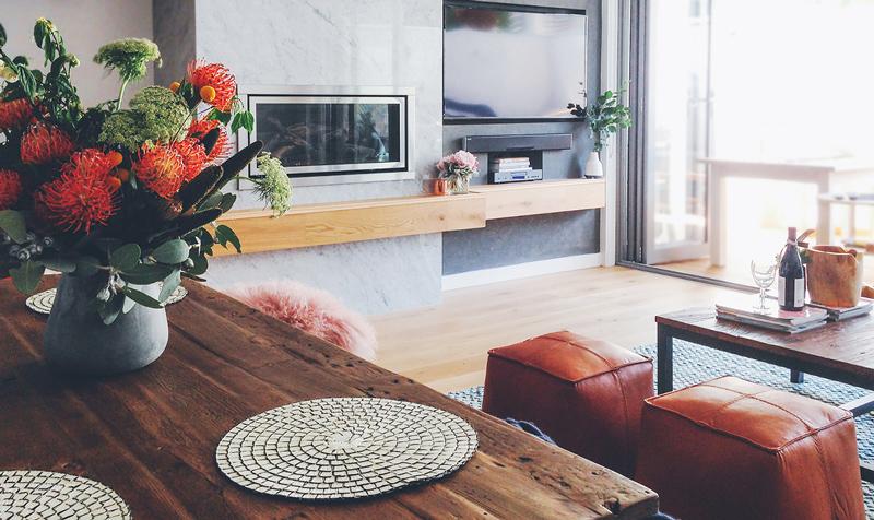 living detalii design lemn