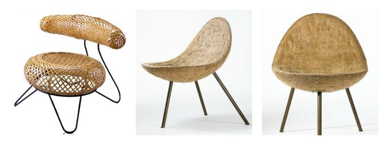isamu noguchi scaune