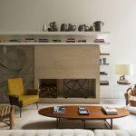 Design interior cu tonuri neutre pentru casa in New York