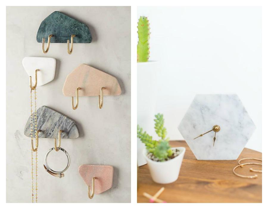 obiecte decorative din marmura