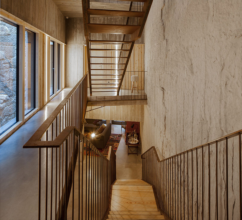 design interior contemporan industrial