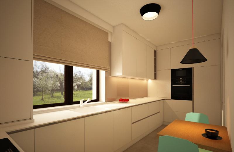 design interior bucatarie kiwistudio