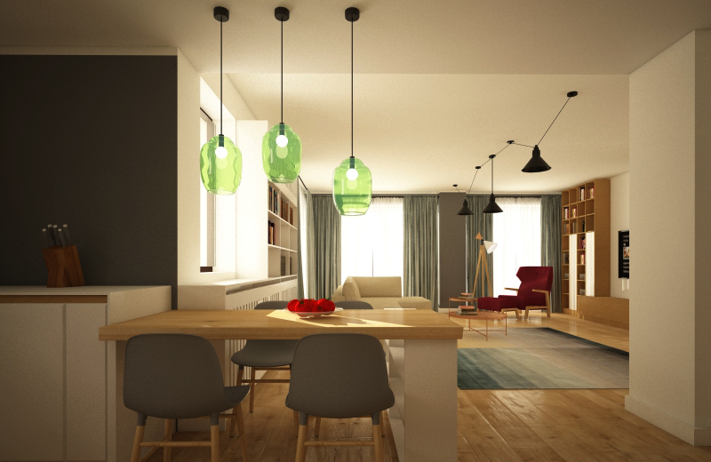 design interior kiwistudio open space