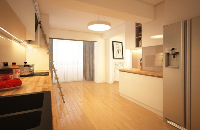 bucatarie design interior kiwistudio