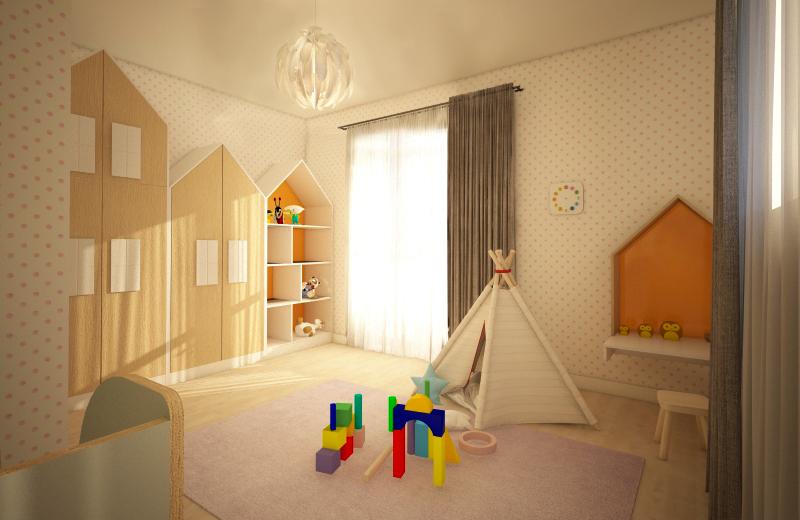 design interior dormitor copil kiwistudio