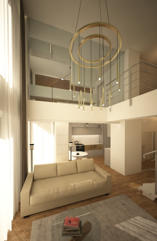 design interior duplex kiwistudio