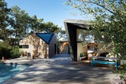 arhitectura casa de vacanta franta