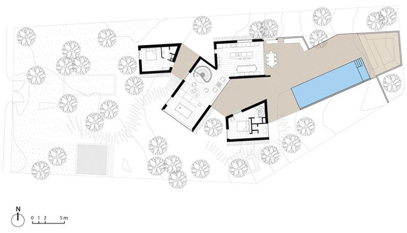 casa de vacanta arhitectura
