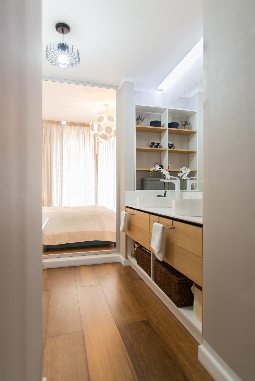 design interior baie detaliu mobila