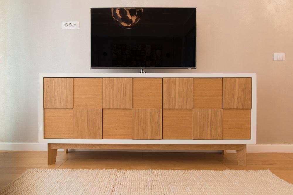 design interior detaliu mobila apartament