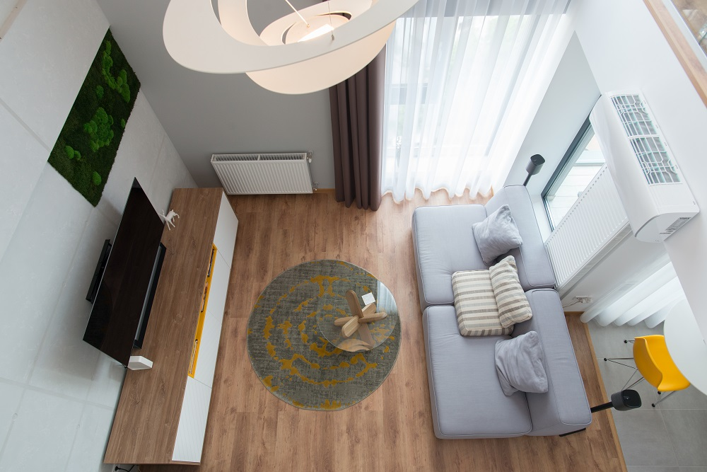 duplex design interior
