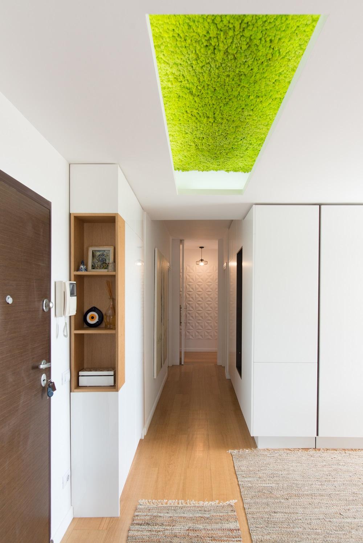 design interior hol alb licheni