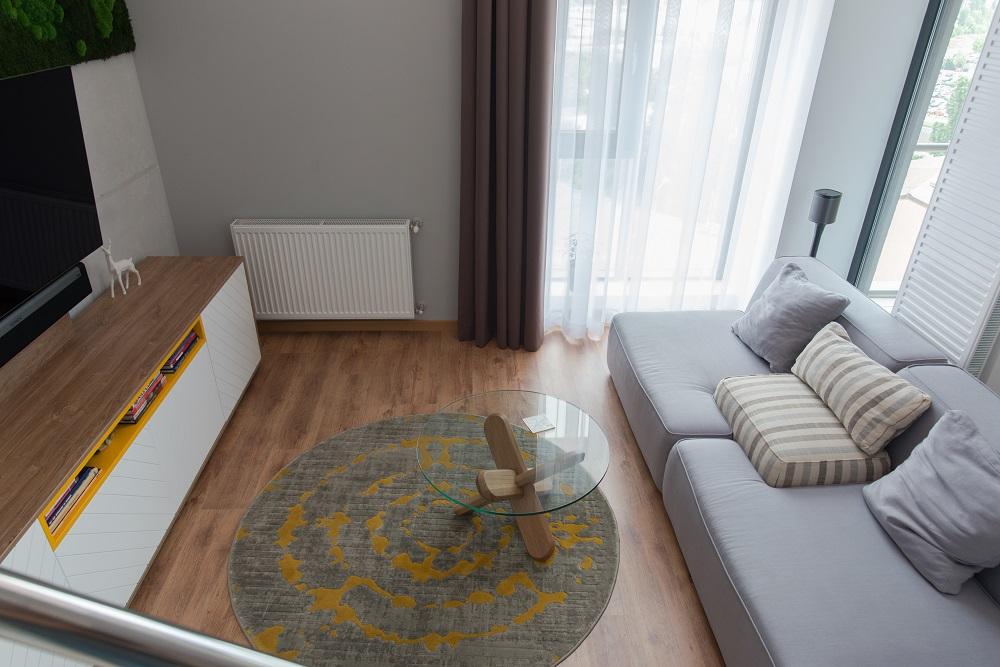 design interior duplex living