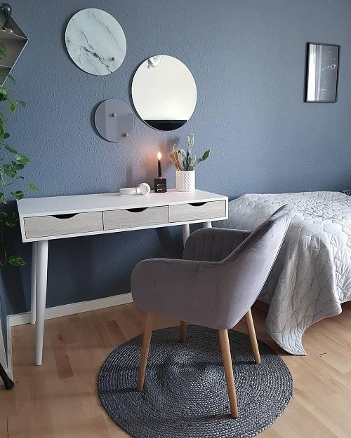 amenajarea unei camere pentru adolescenti birou scaun