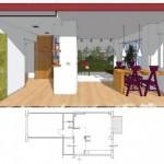Apartament renovat