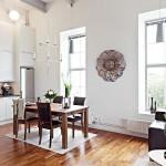 Reamenajarea unui apartament cu tavan inalt