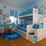 Paturi suprapuse pentru camere de copii