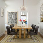 Amenajari interioare pentru locul de luat masa