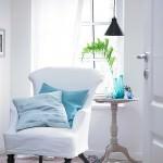 Amenajari interioare albastre