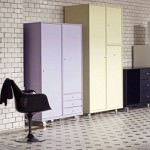 Solutii de depozitare colorate