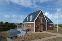 Arhitectura pentru casa de vacanta