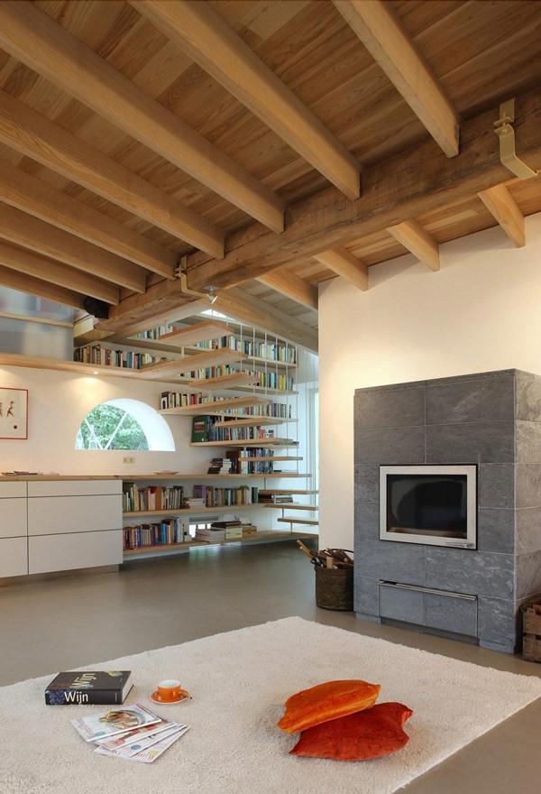 Design interior pentru spatii mari