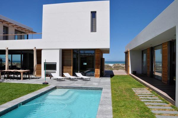 Arhitectura pentru casa pe plaja