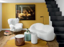 Design interior contemporan parizian