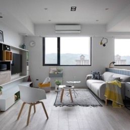 design interior scandinav apartament
