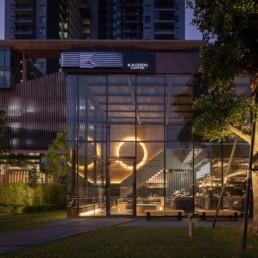 stil industrial cafenea design interior