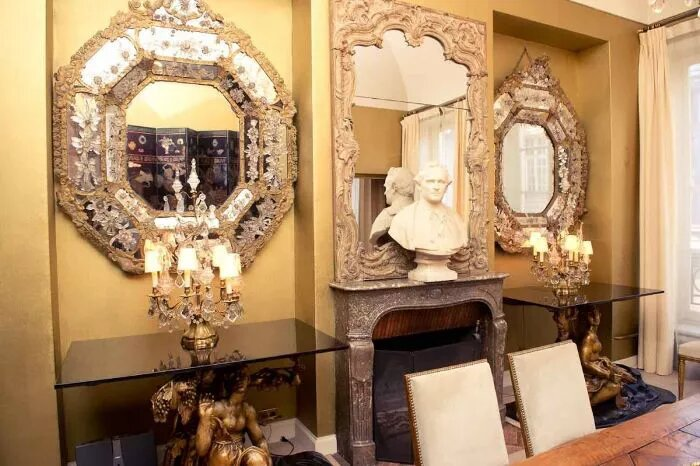 Apartamentul lui Coco Chanel din Rue Cambon 31, Paris
