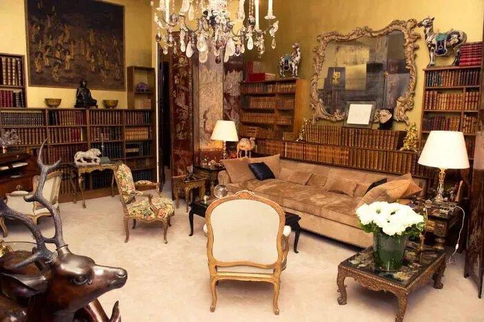 Salonul lui Coco Chanel din Rue Cambon 31