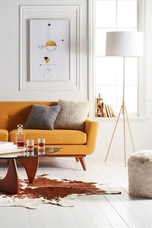 Design interior minimalist pentru zodia Berbec