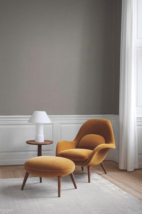 Design interior accente de culoare livng