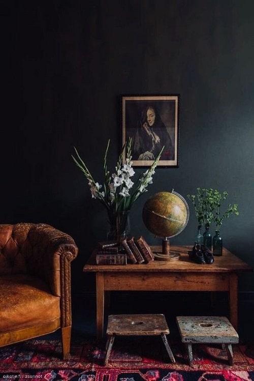 Design interior cu elemente vintage tendinte 2020